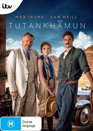 Capa do filme: Tutancâmon