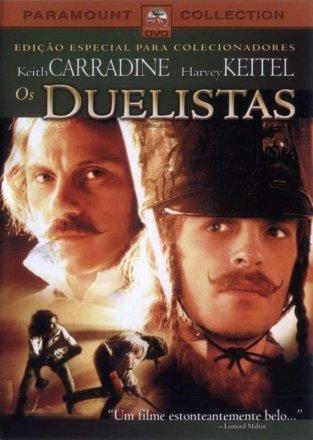 Capa do filme: Os Duelistas