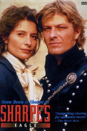 Capa do filme: As Aventuras de Sharpe 2 - A Águia de Sharpe