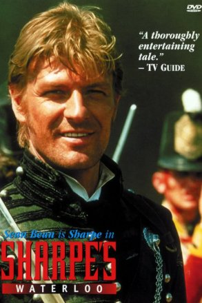 Capa do filme: As Aventuras de Sharpe 14 - Sharpe em Waterloo