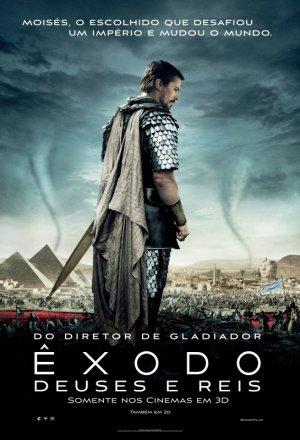 Capa do filme: Êxodo: Deuses e Reis