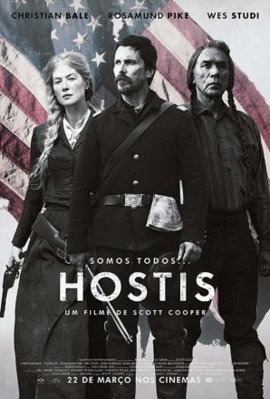 Capa do filme: Hostis