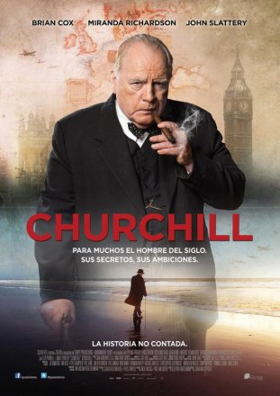 Capa do filme: Churchill