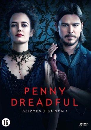 Capa do filme: Penny Dreadful