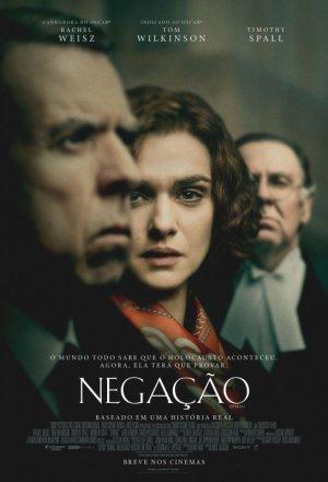 Capa do filme: Negação