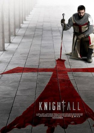 Capa do filme: Knightfall