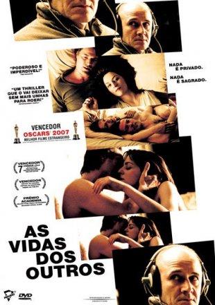 Capa do filme: A Vida dos Outros