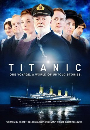 Capa do filme: Titanic