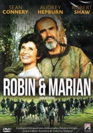 Capa do filme: Robin e Marian