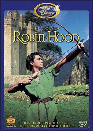 Capa do filme: Robin Hood, O Justiceiro