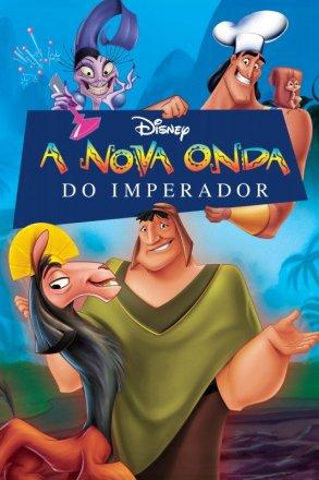 Capa do filme: A Nova Onda do Imperador