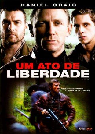Capa do filme: Um Ato de Liberdade