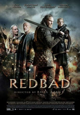 Capa do filme: Redbad