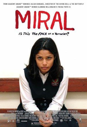 Capa do filme: Miral