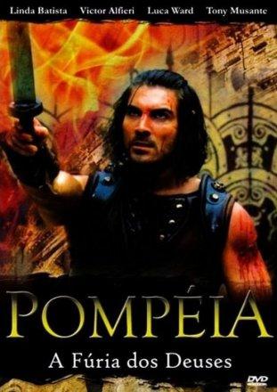 Capa do filme: Pompéia - A Fúria dos Deuses