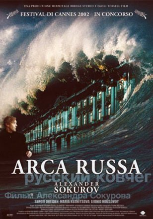 Capa do filme: Arca Russa