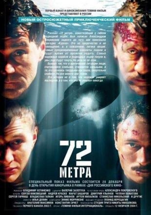 Capa do filme: 72 metros