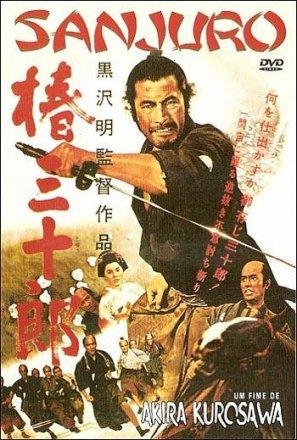 Capa do filme: Sanjuro