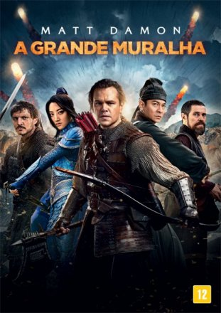 Capa do filme: A Grande Muralha
