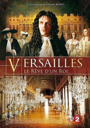 Capa do filme: Versalhes, o sonho de um rei