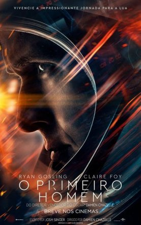 Capa do filme: O Primeiro Homem