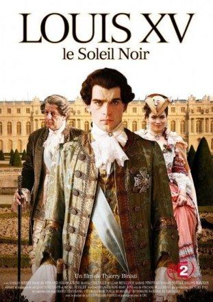 Capa do filme: Luís XV, o Sol Negro