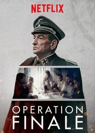 Capa do filme: Operação Final