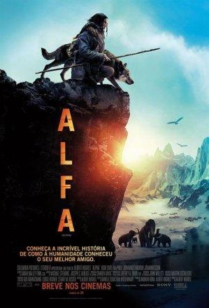 Capa do filme: Alfa