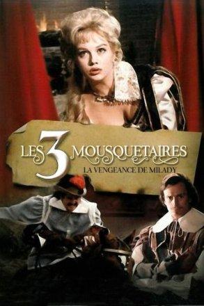 Capa do filme: A Vingança de Milady