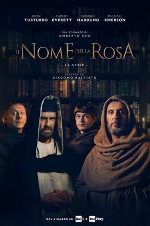 Capa do filme: O Nome da Rosa
