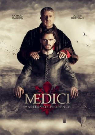 Capa do filme: Médici: O magnífico
