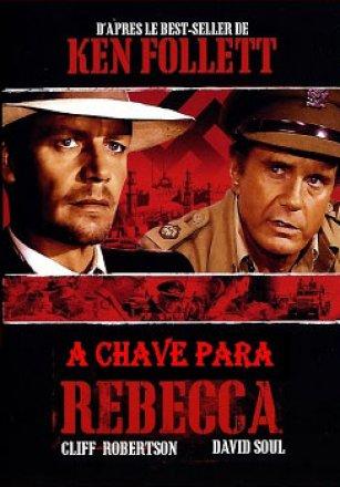 Capa do filme: A Chave de Rebecca
