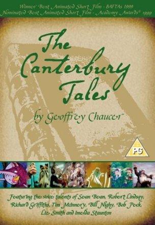Capa do filme: Os Contos de Canterbury
