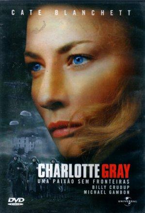 Capa do filme: Charlotte Gray - Uma Paixão sem Fronteiras