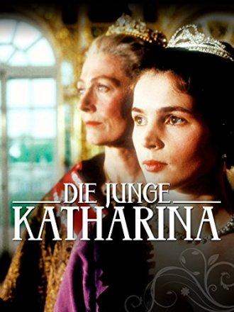 Capa do filme: A Jovem Catarina