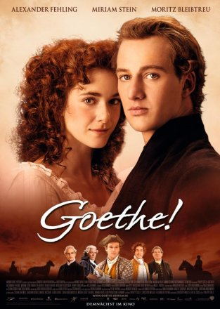 Capa do filme: Goethe!