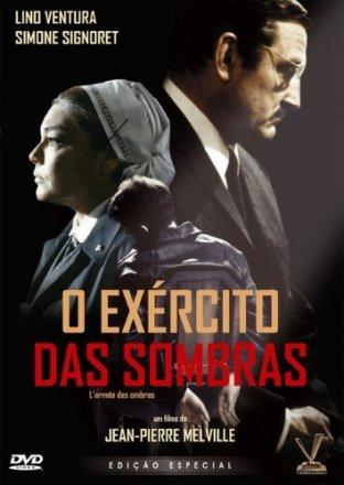 Capa do filme: O Exército das Sombras