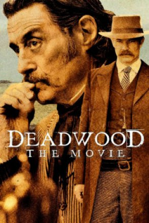 Capa do filme: Deadwood - O Filme