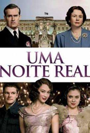 Capa do filme: Uma Noite Real