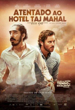 Capa do filme: Atentado ao Hotel Taj Mahal