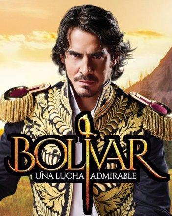 Capa do filme: Bolívar: Uma luta admirável