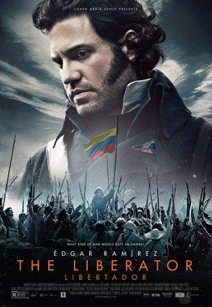 Capa do filme: O Libertador