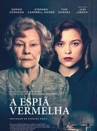 Capa do filme: A Espiã Vermelha