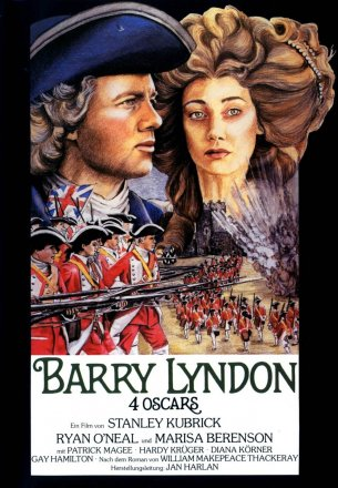 Capa do filme: Barry Lyndon