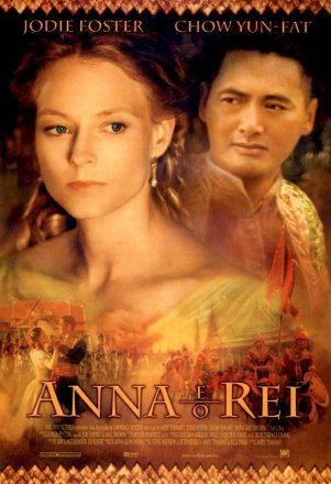 Capa do filme Anna e o Rei (1999)
