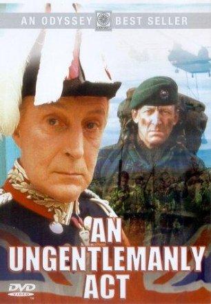Capa do filme Um ato sem dignidade (1992)