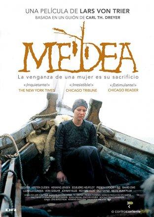 Capa do filme: Medéia