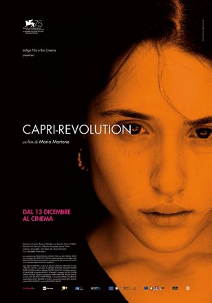 Capa do filme: Capri-Revolution