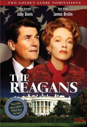 Capa do filme: Os Reagan