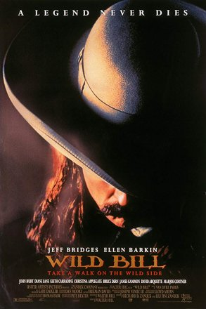 Capa do filme: Wild Bill, uma Lenda no Oeste